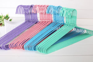 Colorful, Wire Clothes Hanger, Metal Wire Clothes Hanger pictures & photos