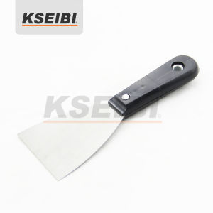 Wooden Handle Kseibi Flat Crown Steel Blade Scraper pictures & photos