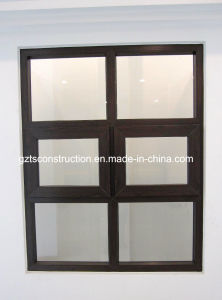 High Quality Double Glazing PVC Fixed Window pictures & photos