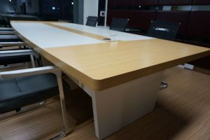 Modern Teakwood Executive Meeting Desk Conference Tables pictures & photos