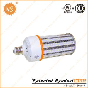 120W Dlc Listed Post Top LED Corn Lamp