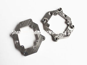 CNC Machining Part Stainless Steel Ring Ebe-084 pictures & photos