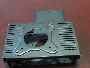 Wall Mounting Bracket Pedestal / Stamping Parts pictures & photos
