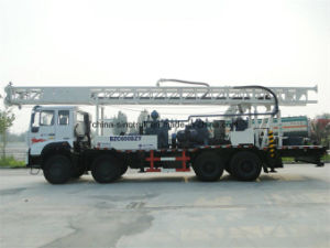 Top Quality Truck Mounted Water Well Core Drilling Rig Truck of 60-600 Meters Depth pictures & photos