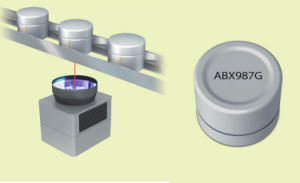 Flying Optical Fiber Laser Marking Machine (FM-O 20W) pictures & photos