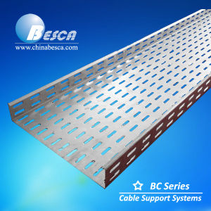 Galvanised Perforated Cable Tray with UL and CE and SGS Listed Manufacturer