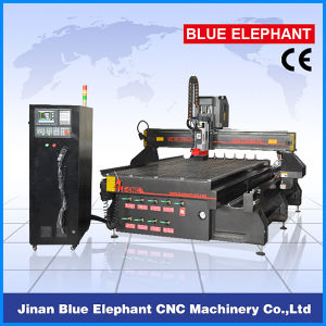 Ele-1325 Atc 4axis 3D Rotary CNC Router, 4 Axis Wood Carving CNC Machine pictures & photos
