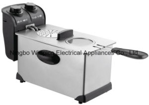 Stainless Steel 3L PRO Deep Fryer