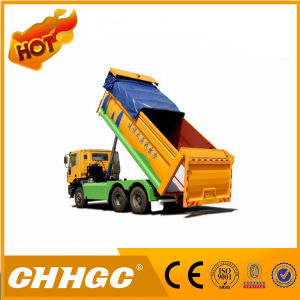 JAC 8*4 Dump Truck with Strengthened Cargo Box pictures & photos