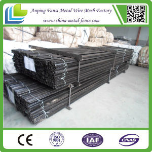 3.15m Length Black Y Type Fence Post for Sale pictures & photos