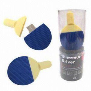Table Tennis Bats USB Flash Drive