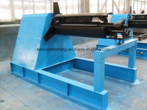 7 Ton Hydraulic Decoiler with Coil Car pictures & photos