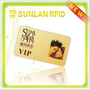 Lf Em4200 Contactless ID Card pictures & photos