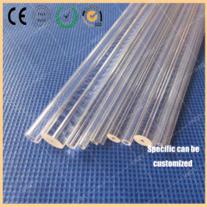 Od 21-23mm 1.5mm Thickness Filter UV Quartz Tubeuv Quartz Tube pictures & photos