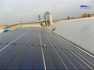 72W Flexible PV Panels with Adhesive Back pictures & photos