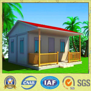 Small Prefab Villa House for Holiday pictures & photos