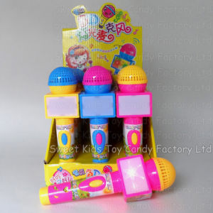 Music Microphone Toy Candy (130919) pictures & photos
