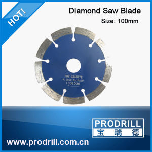 110mm Diamond Saw Blade for Cutting Stone pictures & photos