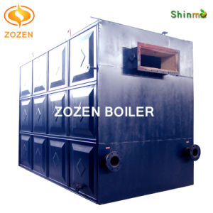 Industrial Horizontal Coal Fired Thermal Oil Furnace