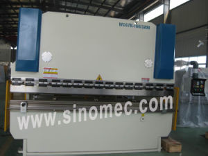 Sheet Metal Bending Machine/Hydraulic Bending Machine/Hydraulic Press Brake (WC67K-100T/3200) pictures & photos