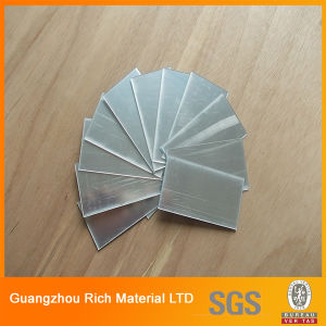 1mm 2mm 3mm Silver Plastic Mirror PMMA Acrylic Sheet for Cutting pictures & photos