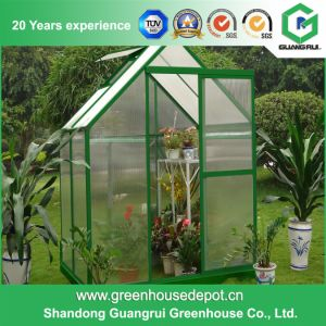 Plastic Cover Used Small Greenhouse for Garden Planting pictures & photos