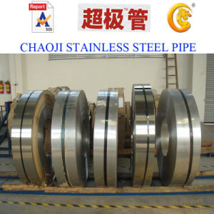 Satin Stainless Steel Strip SUS201, 304, 316) pictures & photos