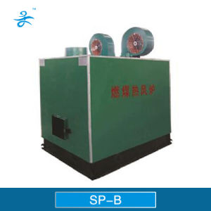 Sp-B Coal-Fired Boiler for Greenhouse Heating System