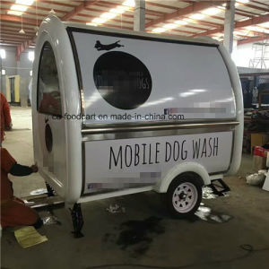 New Product Multifunction Food Cart, Dog Washing Trailer pictures & photos