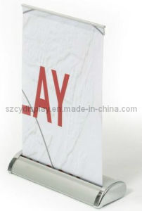Portable Aluminum Mini Table Roll up pictures & photos