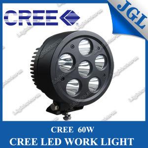 """LED Work Light Round 7"""" LED Work Lamp 4WD"""