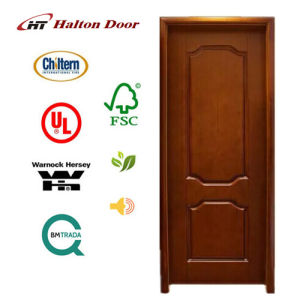 Engineer Wooden Door with High Quality PU Painting