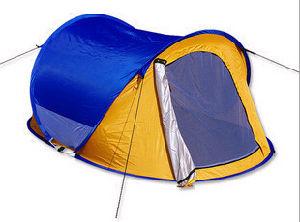 Double Doors Pop up Tent Camping Tent Beach Tent (LGT14009)
