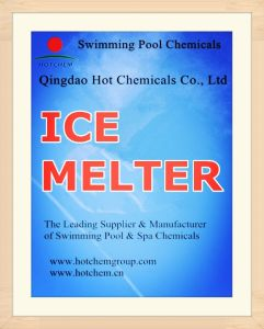 Industrial Grade Dihydrate Calcium Chloride Ice Melter pictures & photos