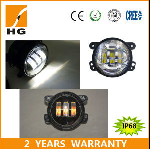 CREE 4′′ 30W CE Approved for Jeep LED Fog Light pictures & photos