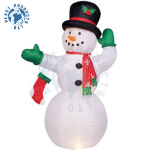 Christmas Inflatables Snowman And Crafts