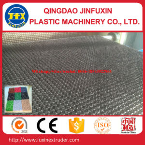 PE Foot Mat Production Line pictures & photos