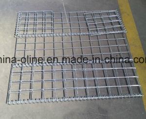 Steel Galvanized Gabion Wall Basket pictures & photos