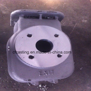 Aluminum Sand Casting Parts Pump Case pictures & photos