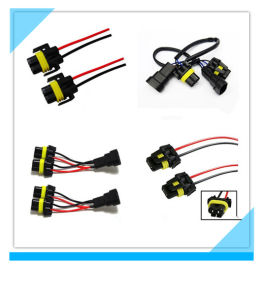 Factory Custom 9005/9006 Car Light Wire Harness pictures & photos
