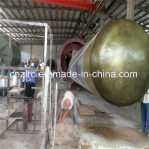 FRP Filament Septic-Tanks Making Machine Winding Equipment Manufacture pictures & photos