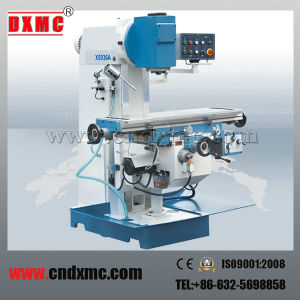 X5036A Vertical Knee Type Milling Machine