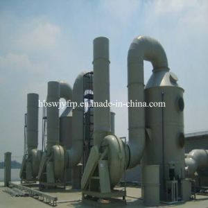 Packed Towers Baghouse Filter Wet Scrubber Design pictures & photos