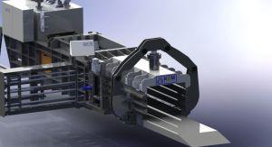 Auto Waste Paper Baler (KBM-80)