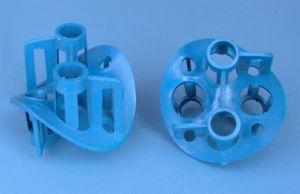 PVC/CPVC/PVDF Plastic Heilex Ring pictures & photos