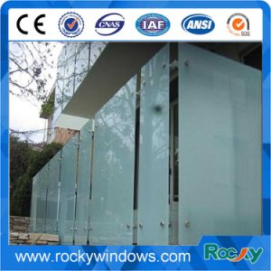 Tempered Shower Doors, Window Glass Laminated Glass for Building pictures & photos
