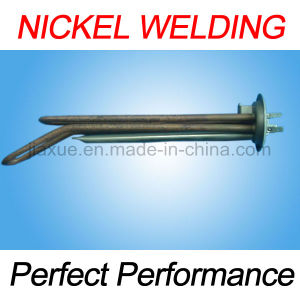 Nickel Welding Water Electric Heating Tube Copper/Stainless Steel