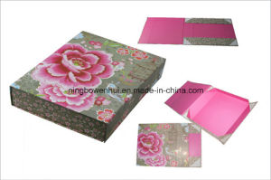 Professional Foldable Paper Gift Box/Cardboard Box pictures & photos