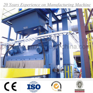 Roller Type Shot Blast Machine with ISO BV SGS pictures & photos