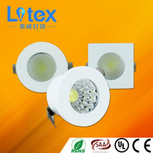 1W Pkw-White LED Spot Light for Corner Decoration (LX121/1W)